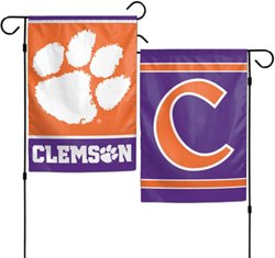 WinCraft Clemson University 2-Sided Garden Flag