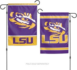 WinCraft Louisiana State University 2-Sided Garden Flag