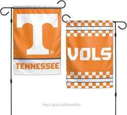 WinCraft University of Tennessee 2-Sided Garden Flag