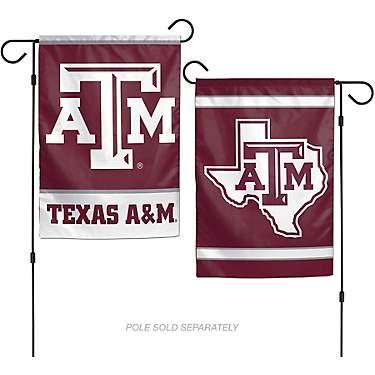WinCraft Texas A&M University 2-Sided Garden Flag