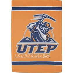 University of Texas at El Paso 2-Sided Garden Flag