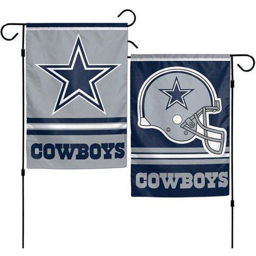 WinCraft Dallas Cowboys 2-Sided Garden Flag