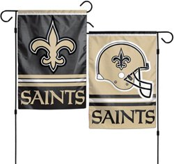 New Orleans Saints 2-Sided Garden Flag