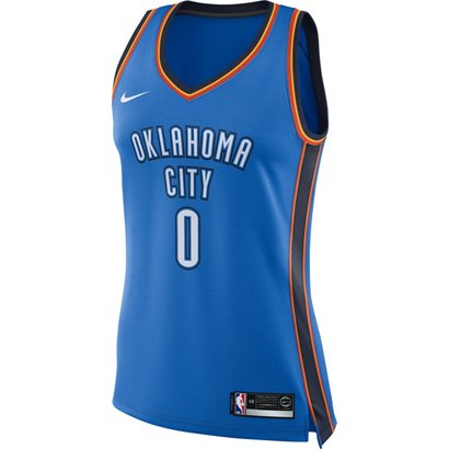Nike Women s Oklahoma City Thunder Russell Westbrook Icon Edition Swingman  Jersey 1306510b5