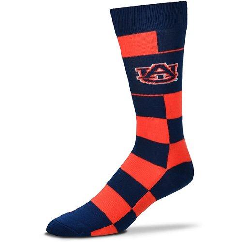 For Bare Feet University of Texas at San Antonio Jumbo Checkered Crew Dress Socks