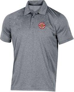 Champion Men's University of Louisiana at Lafayette Heather Polo Shirt