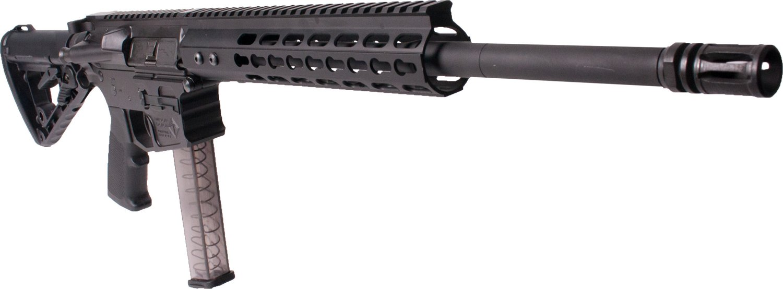 ATI Mil-Sport AR-15 9mm Luger Semiautomatic Rifle