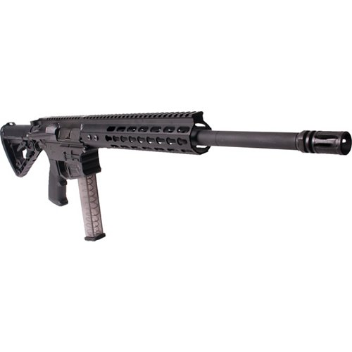 ATI Mil-Sport AR-15 9mm Luger Semiautomatic Rifle