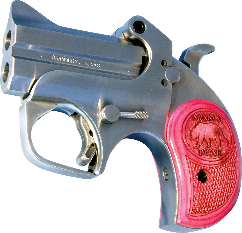 Bond Arms Mama Bear  357 Magnum/ 38 Special Derringer Pistol