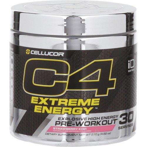 Cellucor C4 Extreme Energy Preworkout Powder