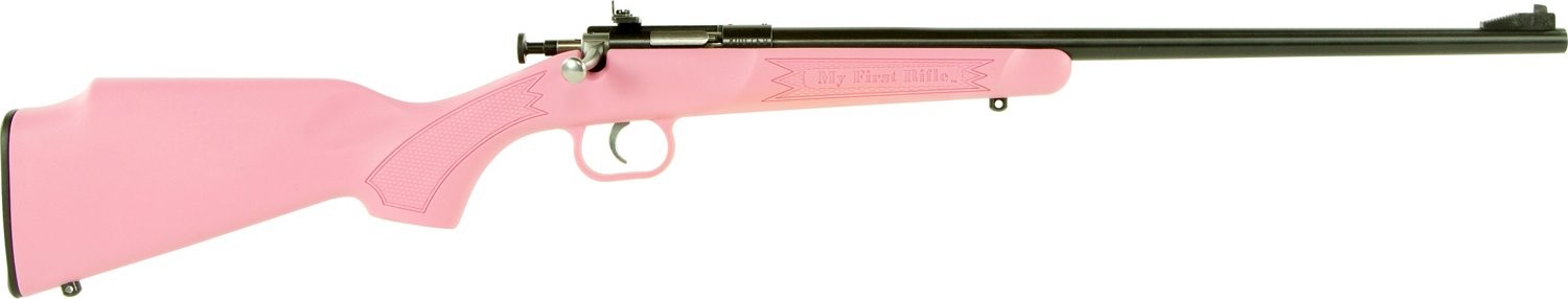Crickett Single Shot Synthetic .22 LR Bolt-Action Rifle - view number 1