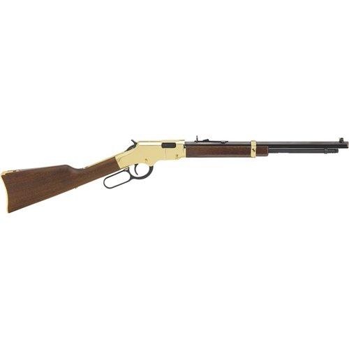 Henry Youth Golden Boy .22 LR/Long/Short Lever-Action Rifle