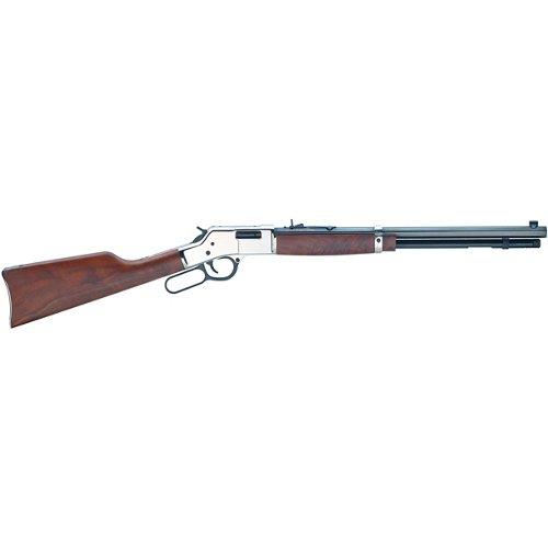 Henry Big Boy Silver .44 Remington Magnum Lever-Action Rifle