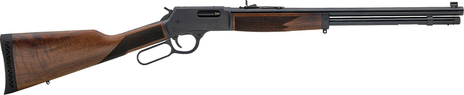 Henry Big Boy Steel .45 LC Lever-Action Rifle - view number 3