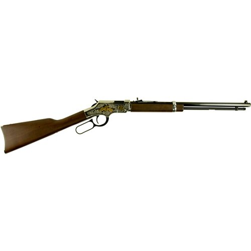 Henry Golden Boy 2nd Amendment Tribute .22 LR/Short Lever-Action Rifle