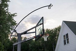 Goalrilla LED Basketball Hoop Light