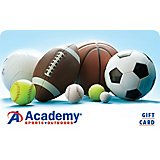Sports Academy Gift Card