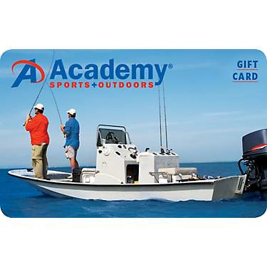 Fishing Academy Gift Card