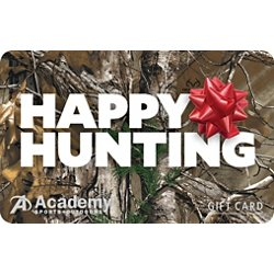 Happy Hunting Academy Gift Card