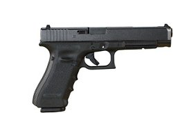 Glock G34 Gen4 Adj Sights 9mm Full-Sized 17-Round Pistol