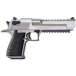 Desert Eagle Mark XIX .50 AE Stainless Pistol with Muzzle Brake