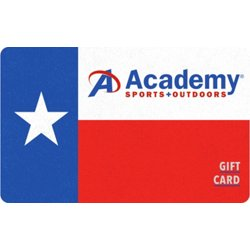 Texas Academy Gift Card