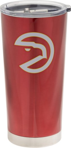 Boelter Brands Atlanta Hawks HWC 20 oz Stainless Steel Ultra Tumbler