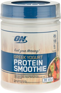 Greek Yogurt Protein Smoothie Powder