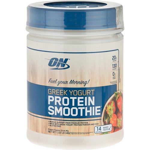 Optimum Nutrition Greek Yogurt Protein Smoothie Powder