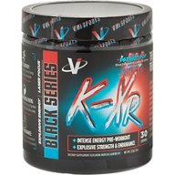 VMI Sports K-XR Black Series Preworkout Powder