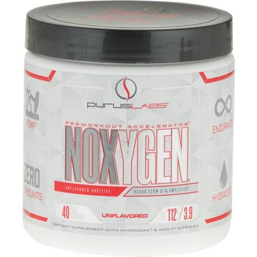 Purus Labs Noxygen Pre-Workout Accelerator Powder
