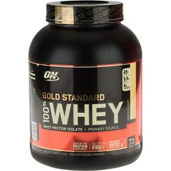 Gold Standard 100 Percent Whey Protein Powder