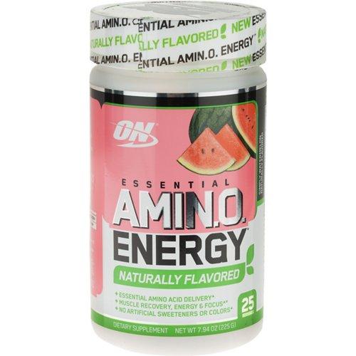 Optimum Nutrition Naturally Flavored Essential Amino Energy Powder