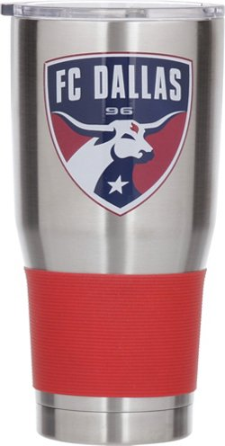 Boelter Brands FC Dallas 30 oz Stainless Steel Ultra Tumbler