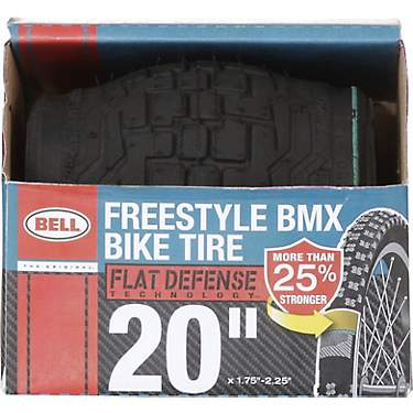 Bell BMX Freestyle 20 in Flat Defense Tire