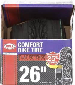 Bell Comfort 26 in Flat Defense Tire
