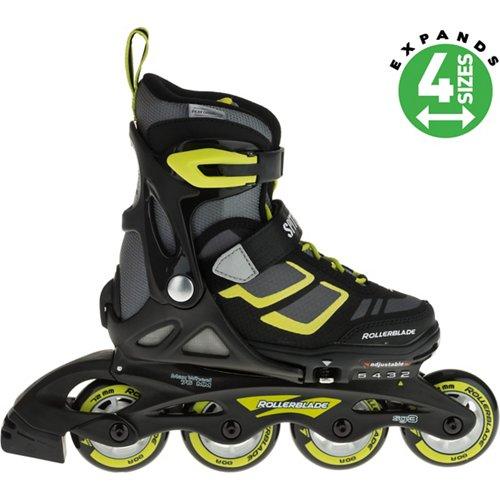 Rollerblade Boys' Spitfire XT In-Line Adjustable Skates