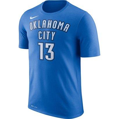 ac4e781d6cb Nike Men s Oklahoma City Thunder Paul George 13 Nike Dry T-shirt ...