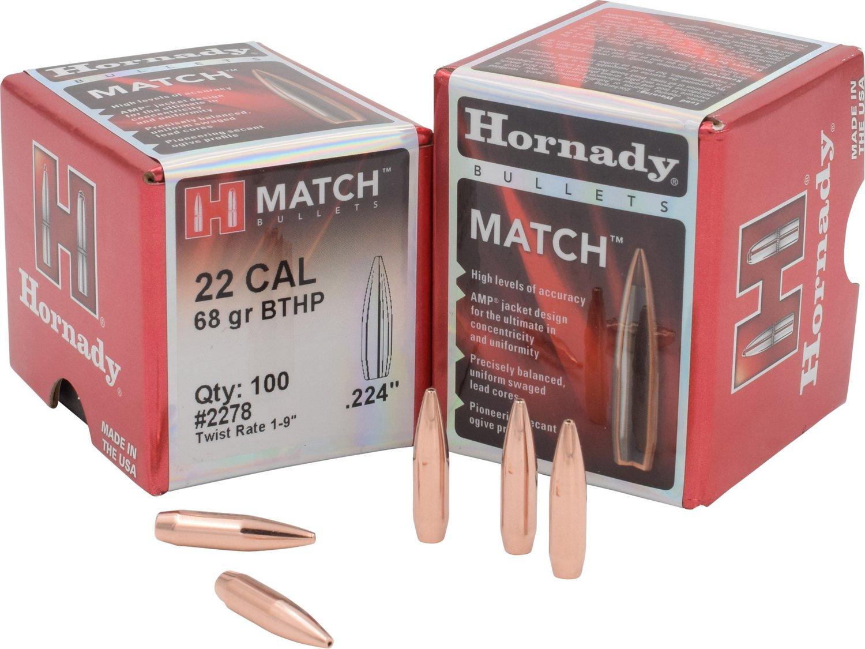 Hornady 285 Eld Match Load Data
