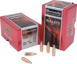 Hornady FMJ-BT .30 Caliber 150-Grain Bullets