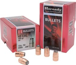Hornady HP .45 300-Grain Bullets