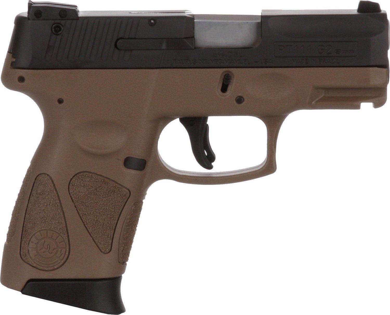 Taurus PT111 Millennium G2 9mm Luger Pistol