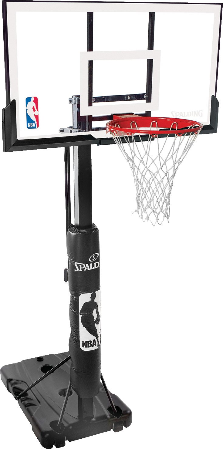 f690fafb1acb12 Display product reviews for Spalding 54 in Portable Acrylic Basketball Hoop