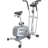 Sunny Health & Fitness Cross Training Magnetic Upright Bike