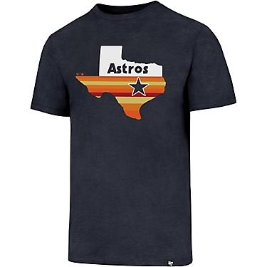 best cheap 376bf 34228 '47 Houston Astros Rainbow State Cooperstown Regional Club T-shirt