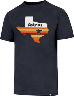 '47 Houston Astros Rainbow State Cooperstown Regional Club T-shirt