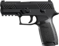 SIG SAUER P320 Carry .357 SIG Pistol