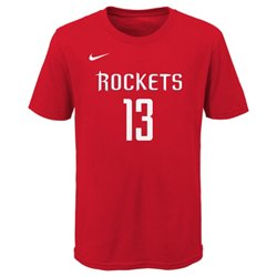 Nike Boys' Houston Rockets James Harden 13 Icon T-shirt