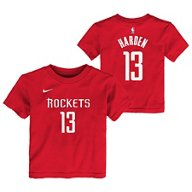 Nike Toddlers' Houston Rockets James Harden 13 Icon T-shirt