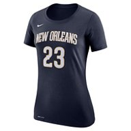 Nike Women's New Orleans Pelicans Anthony Davis 23 Name and Number T-shirt
